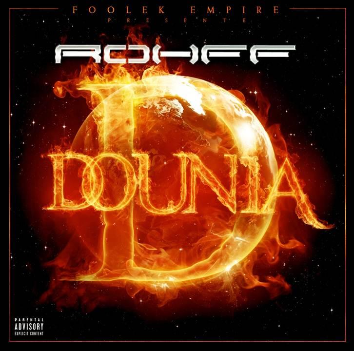 Rohff : Dounia en écoute, 2ème extrait de l'album DPRG