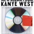 Kanye West confirme le titre et la pochette de l'album Yeezus