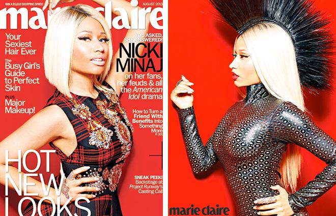 Nicki Minaj pourrait abandonner la musique pour le cinéma... un jour