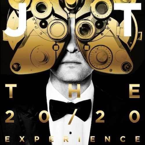 Justin Timberlake - The 20/20 Experience Vol 2