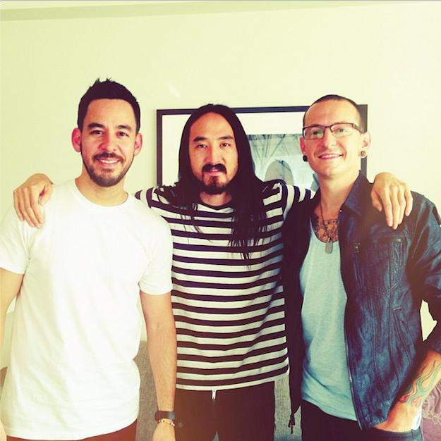 Linkin Park x Steve Aoki : trailer A Light Never Comes