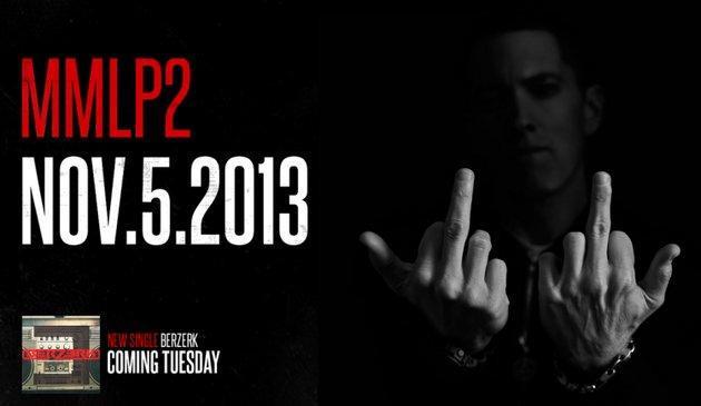Eminem : MMLP2, nouvel album le 5 novembre (teaser)