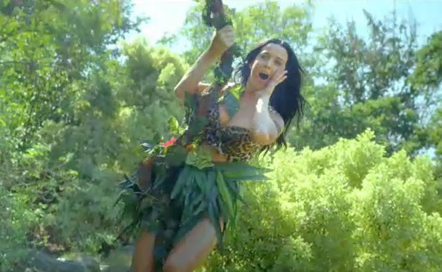 Katy Perry : teaser de 'Roar' + 'Dark Horse' le 17/9