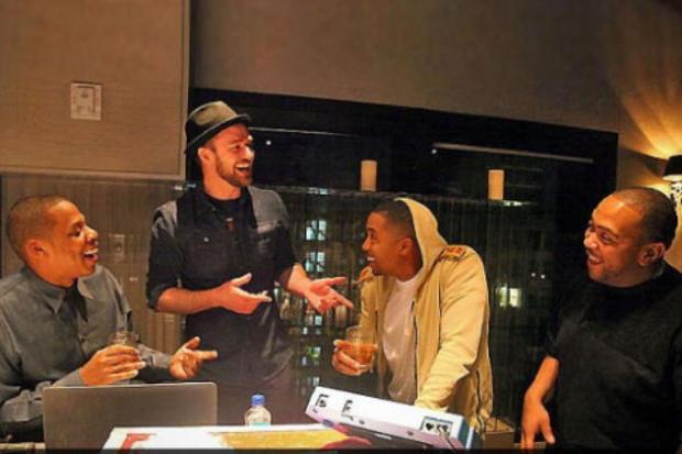 Justin Timberlake confirme Nas, Jay-Z et Drake sur son album (teaser)