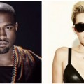 Miley Cyrus : remix de Black Skinhead avec Kanye West