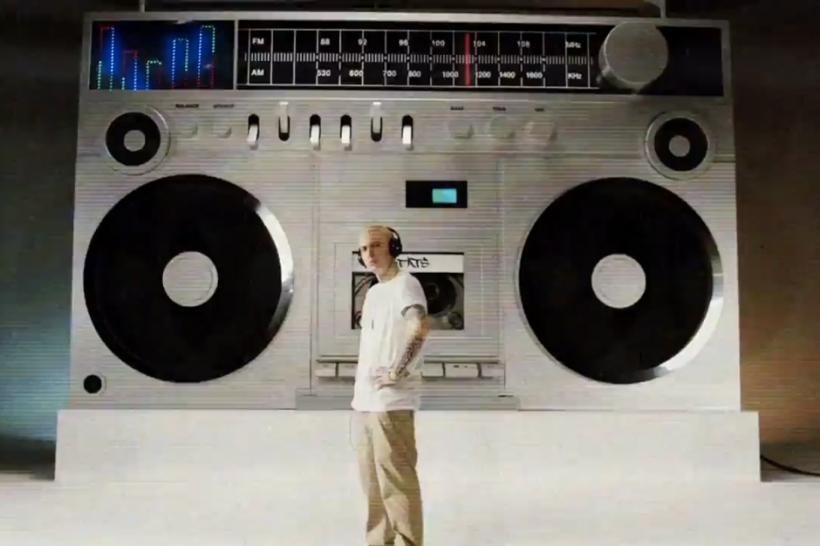 Eminem : Berzerk attendu numéro 1 des charts
