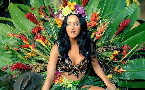 Katy Perry dévoile le clip de Roar extrait de Prism