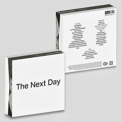David Bowie réédite The Next Day en 3 albums