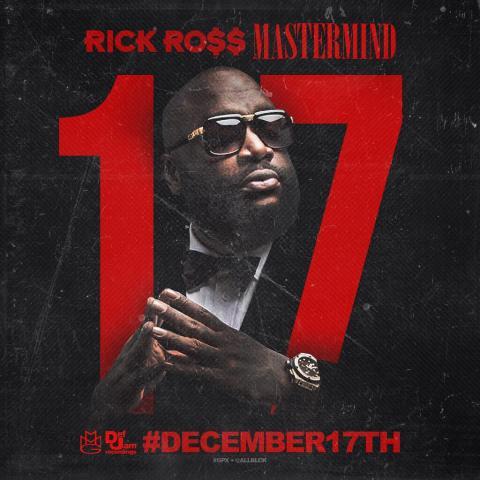 Rick Ross : l'album Mastermind sortira le 16 décembre