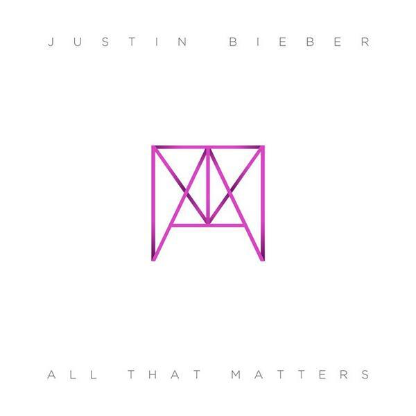 """Justin Bieber : """"All That Matters"""" en écoute (paroles)"""