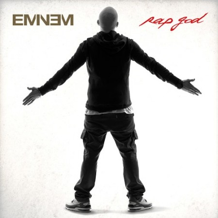 Eminem : Rap God, nouveau single en écoute (paroles)
