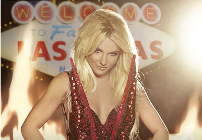 Britney Spears : son album s'intitulera Britney Jean