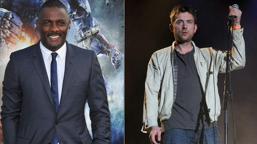 Damon Albarn travaille avec l'acteur Idris Elba au Mali