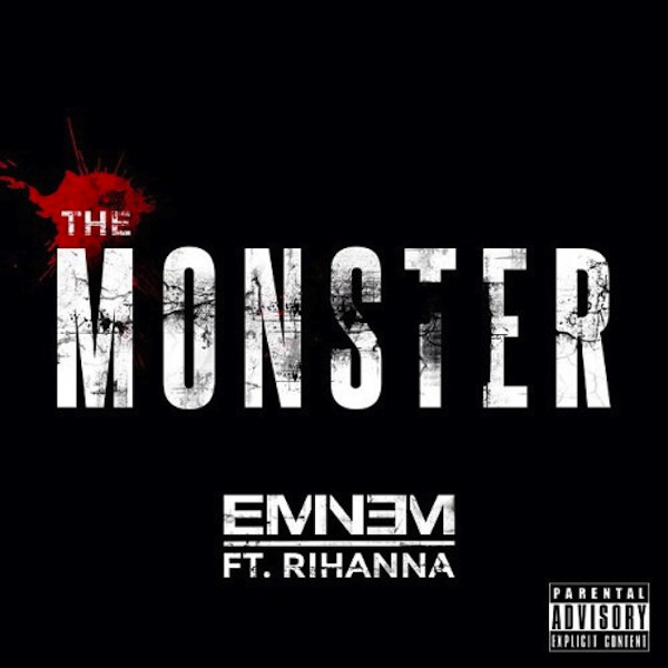 Eminem : The Monster feat Rihanna en écoute (+ paroles)