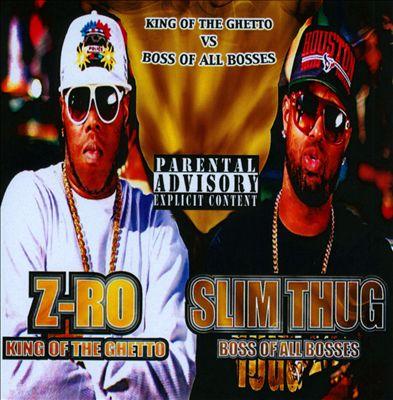 Slim Thug - King of the Ghetto Vs Boss of All Bosses