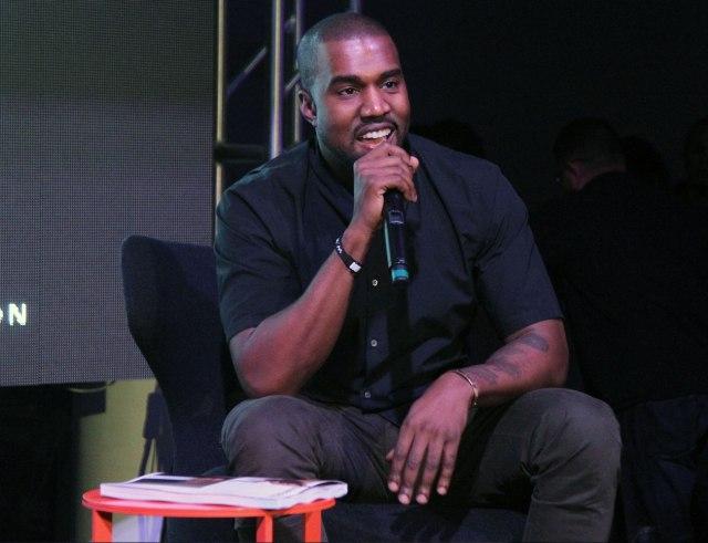 """Kanye West veut faire un album 8 titres """"design"""""""