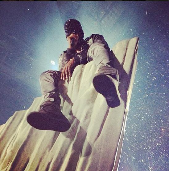 Kanye West se plaint de n'avoir que 2 nominations aux Grammy