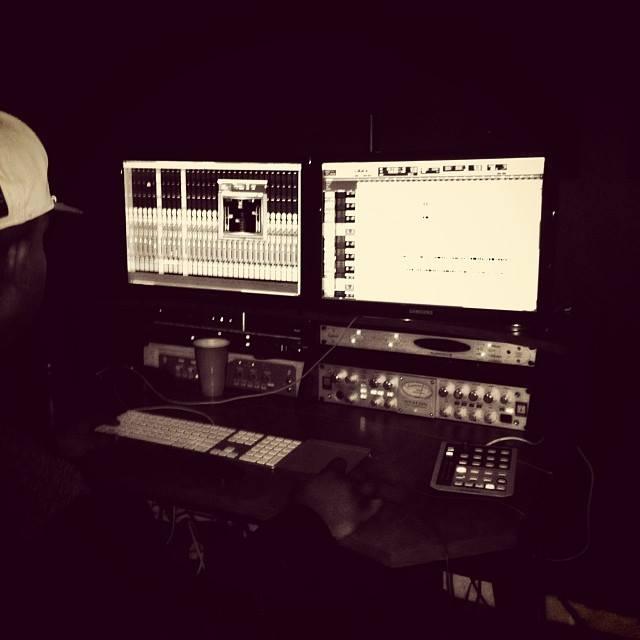 Booba de retour en studio pour un nouvel album