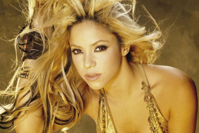 Shakira aimerait chanter en arabe