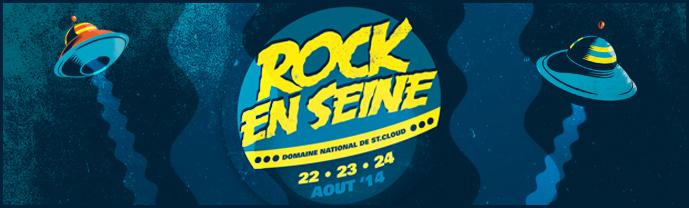 Rock en Seine 2014 : Lana del Rey, Arctic Monkeys, Portishead, The Prodigy...