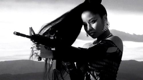 """Nicki Minaj sort le clip """"Lookin Ass Nigga"""" extrait de l'album Pink Print"""