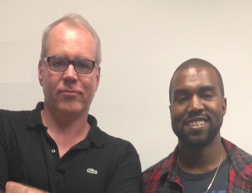 Kanye West et l'auteur d'American Psycho font un film sur Yeezus