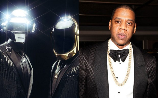 Daft Punk & Jay-Z : Computerized produit par Kanye West