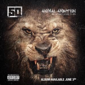 50 Cent dévoile la pochette d'Animal Ambition