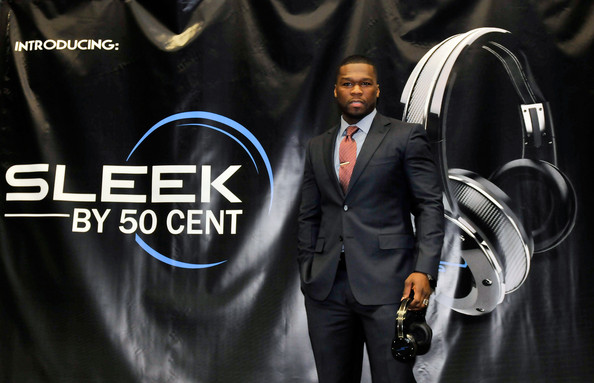 50 Cent obligé de payer 16 millions $ à Sleek Audio