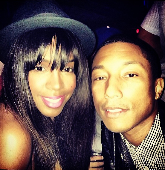Kelly Rowland recrute Pharrell pour son album et veut Timbaland