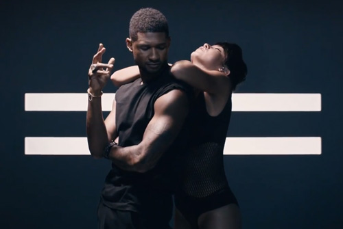 "Usher : nouveau clip ""Good Kisser"""