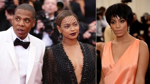Jay-Z, Beyonce et Solange s'expliquent publiquement !
