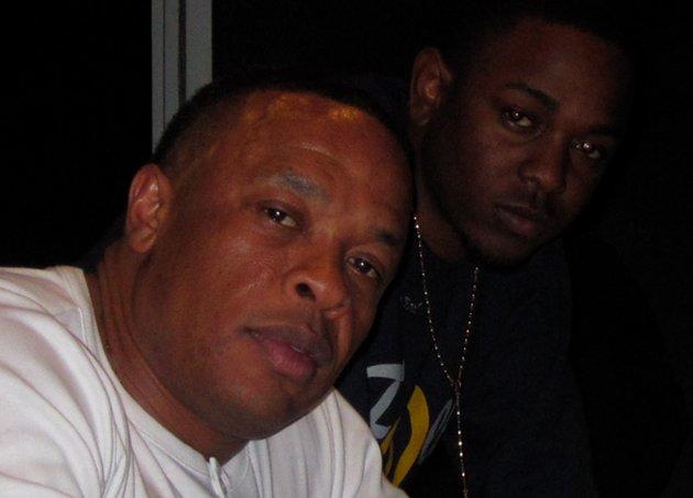 Kendrick Lamar confirme Dr Dre sur son nouvel album
