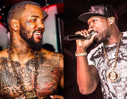 50 Cent sortira Street King Immortal le même jour que Game