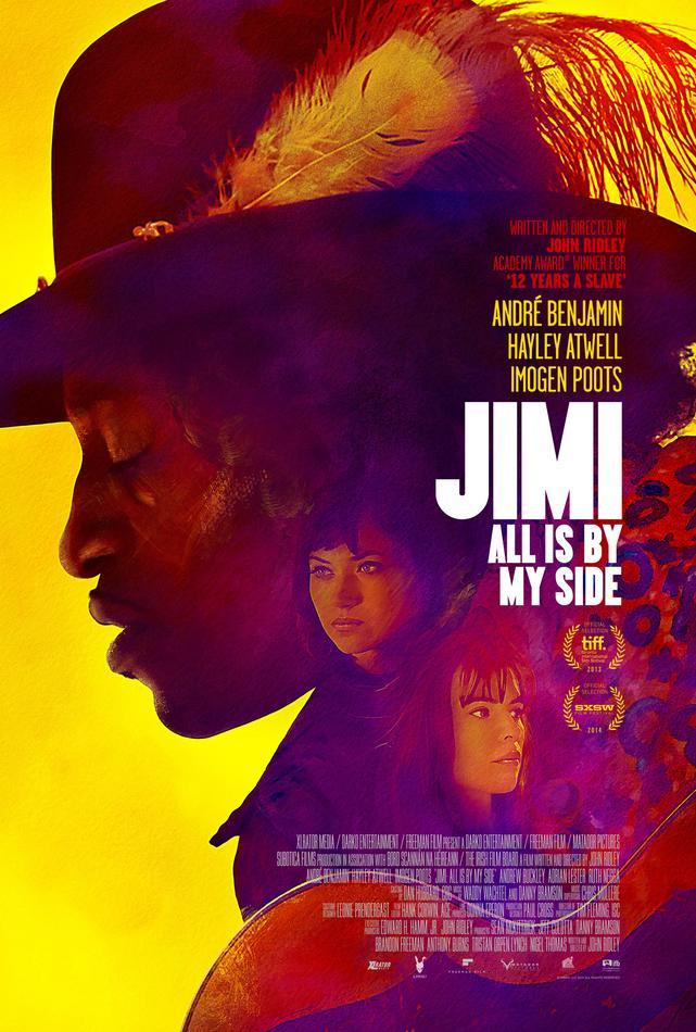 Andre 3000 est Jimi Hendrix : bande-annonce et affiche