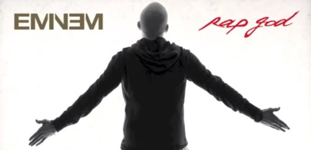 Eminem tient un record du monde avec Rap God