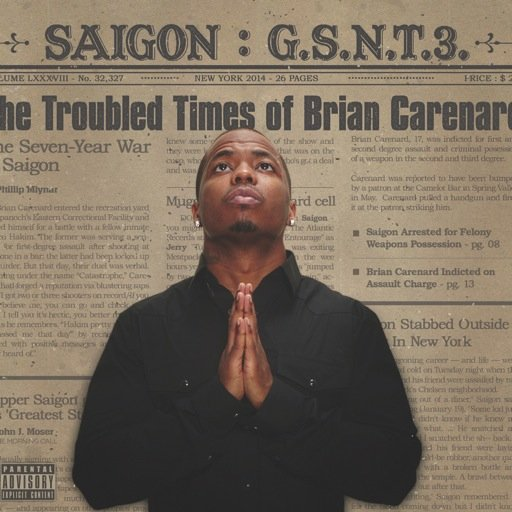 Saigon - The Greatest Story Never Told Chapter 3: The Troubled Times of Brian Carenard