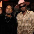 Kanye West fait écouter son nouvel album à Paris