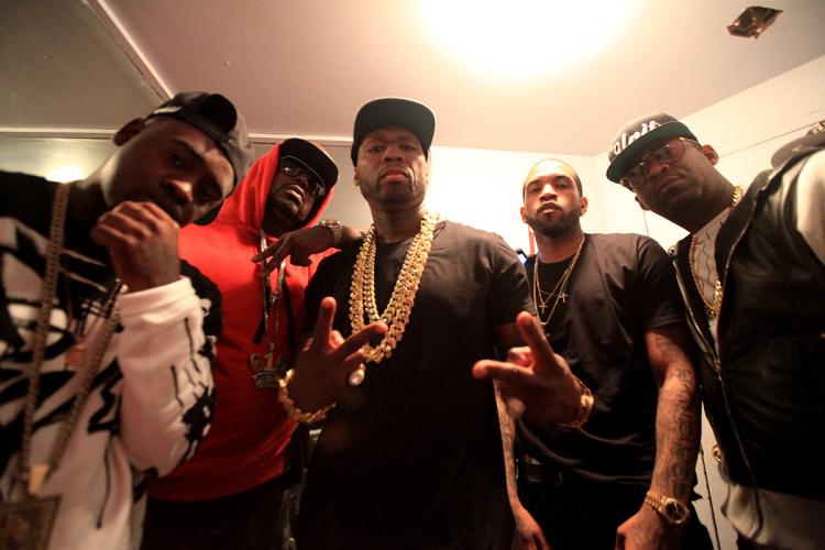 50 Cent explique le report de Street King Immortal