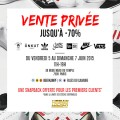 Invitation à la vente privée Urban Locker du 5 au 7 juin
