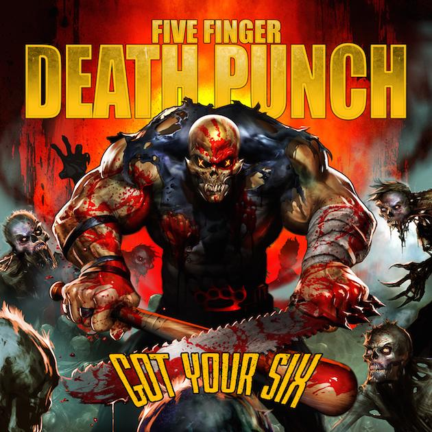 Скачать сингл five finger death punch неll то рау (2015).