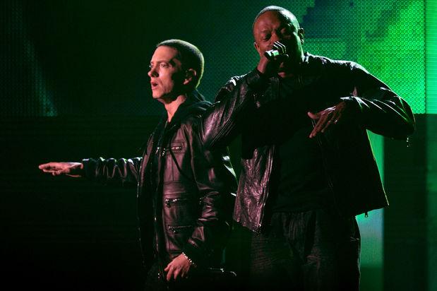 Dr Dre veut faire une tournée Européenne avec Eminem, Kendrick Lamar et Snoop Dogg