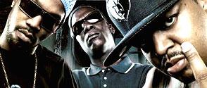 Le groupe de rap sudiste Three 6 Mafia oscarisé