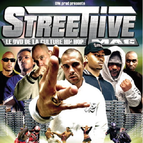 Streetlive - Street Live Mag (DVD)