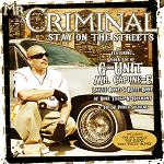 Mr Criminal - Stay On The Streets