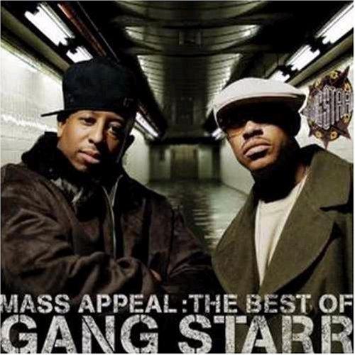 Gang Starr - Mass Appeal (CD+DVD)