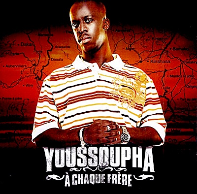 Youssoupha - A Chaque Fr&egrave;re