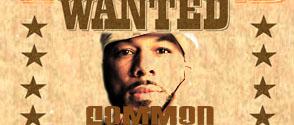 Wanted : Common, l'as de la gâchette !