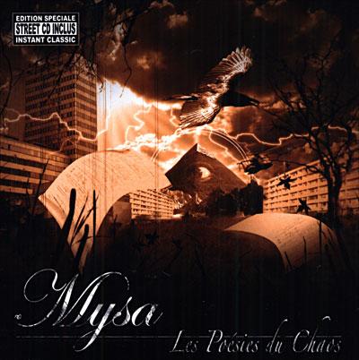 Mysa - Poésies du Chaos