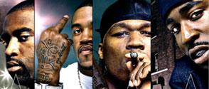 50 Cent veut couper les vivres au G Unit